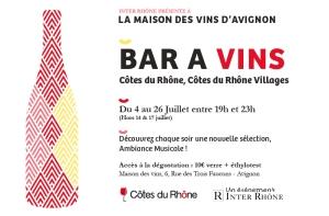 Bar à vins 2015