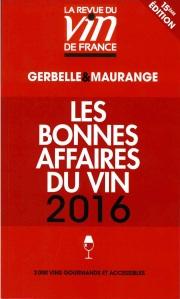 Bonnes affaires du vin 2016